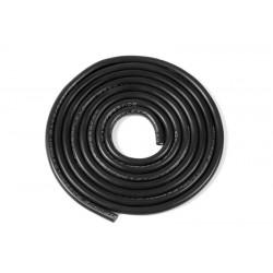 GF-1341-051 cble silicone - Powerflex PRO+ - Noir - 16AWG - 643/0.05 Brins - DE 3.0mm - 1m