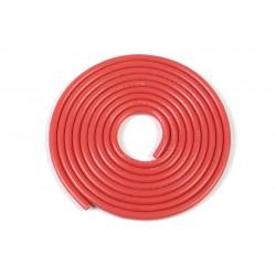 GF-1341-060 cble silicone - Powerflex PRO+ - Rouge - 18AWG - 380/0.05 Brins - DE 2.3mm - 1m
