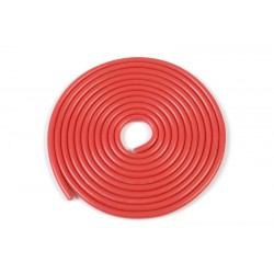 GF-1341-070 cble silicone - Powerflex PRO+ - Rouge - 20AWG - 255/0.05 Brins - DE 1.8mm - 1m