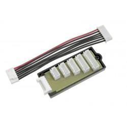 GF-1401-002 Platine d'équilibrage XH - cble de connection XH - 1 set