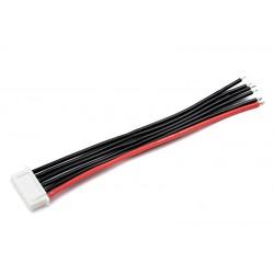 GF-1410-004 Connecteur d'équilibrage - Male - 5S-XH avec cble - 10cm - cble silicone 22AWG - 1 pc