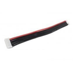 GF-1415-004 Connecteur d'équilibrage - Male - 5S-EH avec cble - 10cm - cble silicone 22AWG - 1 pc