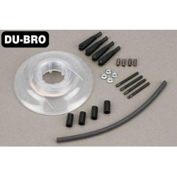 DUB517 Aircrafts Parts & Accessories - 2-56 Pull-Pull System (1 pc per package)