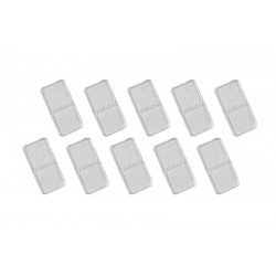 GF-2151-001 Charnières flexibles - Micro - 10 pcs