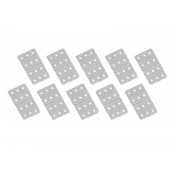 GF-2151-003 Charnières flexibles - Grand - 10 pcs