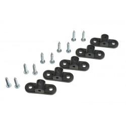GF-2160-001 Socquet nylon pour train d'attérissage - 3mm - 5 pcs