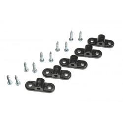 GF-2160-002 Socquet nylon pour train d'attérissage - 4mm - 5 pcs