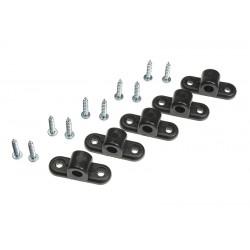 GF-2160-004 Socquet nylon pour train d'attérissage - 6mm - 5 pcs