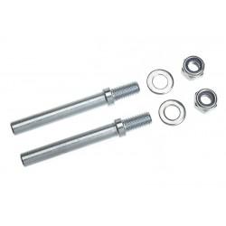 GF-2167-003 Axe de roues pour traà®n d'attérissage - 6mm - 2 pcs