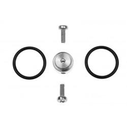 KBD48060 Set d'éclairage - 1/10 TC/Drift - Scale - LED - Eclairage de rétroviseurs avec Set de LEDs pour Touring Car