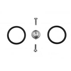GF-3000-009 Accouplement d'hélice - Flex Indoor - 5,5mm - Arbre Dia. 2mm - 1 pc