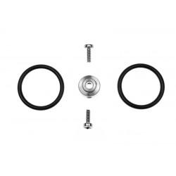 GF-3000-010 Accouplement d'hélice - Flex Indoor - 5,5mm - Arbre Dia. 3mm - 1 pc