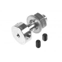 GF-3008-001 Accouplement d'hélice - Fixation par vis - M6 - Arbre Dia. 2mm - 1 pc