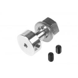 GF-3008-002 Accouplement d'hélice - Fixation par vis - M6 - Arbre Dia. 2,3mm - 1 pc