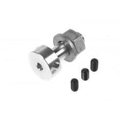 GF-3008-003 Accouplement d'hélice - Fixation par vis - M6 - Arbre Dia. 3mm - 1 pc