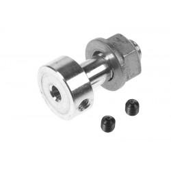 GF-3008-004 Accouplement d'hélice - Fixation par vis - M6 - Arbre Dia. 3,2mm - 1 pc