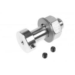 GF-3008-005 Accouplement d'hélice - Fixation par vis - M8 - Arbre Dia. 2,3mm - 1 pc