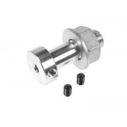 GF-3008-006 Accouplement d'hélice - Fixation par vis - M8 - Arbre Dia. 3,2mm - 1 pc