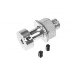 GF-3008-007 Accouplement d'hélice - Fixation par vis - M8 - Arbre Dia. 4mm - 1 pc