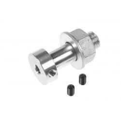 GF-3008-008 Accouplement d'hélice - Fixation par vis - M8 - Arbre Dia. 5mm - 1 pc