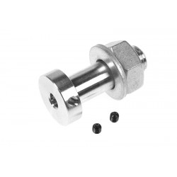 GF-3008-009 Accouplement d'hélice - Fixation par vis - M10 - Arbre Dia. 5mm - 1 pc