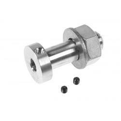GF-3008-010 Accouplement d'hélice - Fixation par vis - M10 - Arbre Dia. 6mm - 1 pc