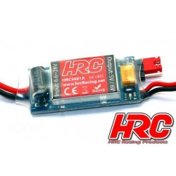 HRC5681A Electronique - UBEC – Entrée 6.6~28V - Sortie 5V ou 6V et 5Amp