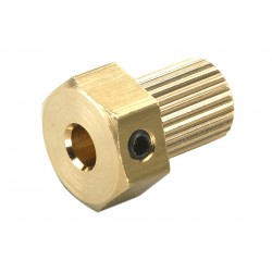 GF-4004-005 Insert de cardan - axe 4mm - 1 pc