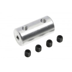 GF-4005-002 Accouplement - Axe Dia. 2.3/2mm - DE 9mm - 1 pc