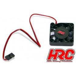 HRC5831LJ Ventilateur 40x40 - Brushless - 5~9 VDC - Prise servo JR