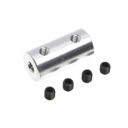 GF-4005-003 Accouplement - Axe Dia. 2.3/3mm - DE 9mm - 1 pc