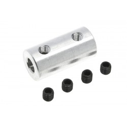 GF-4005-004 Accouplement - Axe Dia. 2.3/4mm - DE 9mm - 1 pc