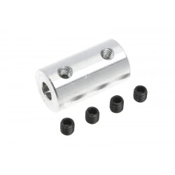 GF-4005-010 Accouplement - Axe Dia. 3/4mm - DE 10mm - 1 pc