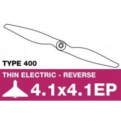 AP-04141EP APC - Hélice électrique - Type 400 - Propulsive - 4.1X4.1EP