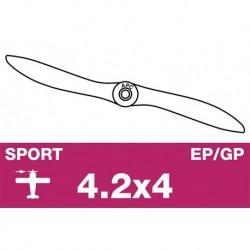 AP-04240 APC - Hélice sport - EP/GP - 4.2X4