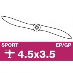 AP-04535 APC - Hélice sport - EP/GP – 4.5X3.5