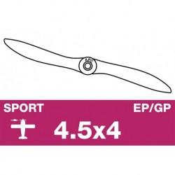 AP-04540 APC - Hélice sport - EP/GP - 4.5X4