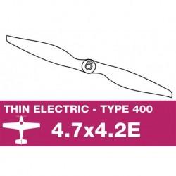 AP-04742E APC - Hélice électrique - Type 400 - 4.7X4.2E