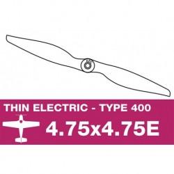 AP-04747E APC - Hélice électrique - Type 400 - 4.75X4.75E