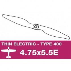 AP-04755E APC - Hélice électrique - Type 400 - 4.75X5.5E