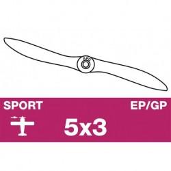 AP-05030 APC - Hélice sport - EP/GP - 5X3