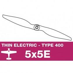 AP-05050E APC - Hélice électrique - Type 400 - 5X5E