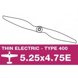 AP-053475E APC - Hélice électrique - Type 400 - 5.25X4.75E