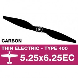 AP-053625EC APC - Hélice électrique - Type 400 - Carbon - 5.25X6.25EC
