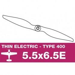 AP-05565E APC - Hélice électrique - Type 400 - 5.5X6.5E