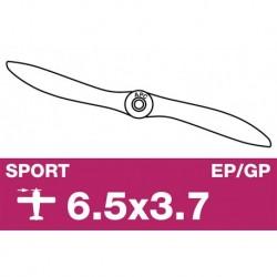 AP-06537 APC - Hélice sport - EP/GP - 6.5X3.7