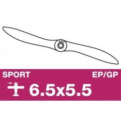 AP-06555 APC - Hélice sport - EP/GP - 6.5X5.5