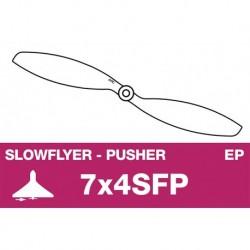 AP-07040SFP APC - Hélice Slowflyer - Propulsive - 7X4SFP