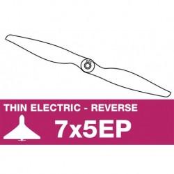 AP-07050EP APC - Hélice électrique - fine - Propulsive - 7X5EP