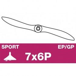 AP-07060P APC - Hélice sport - Propulsive - 7X6P